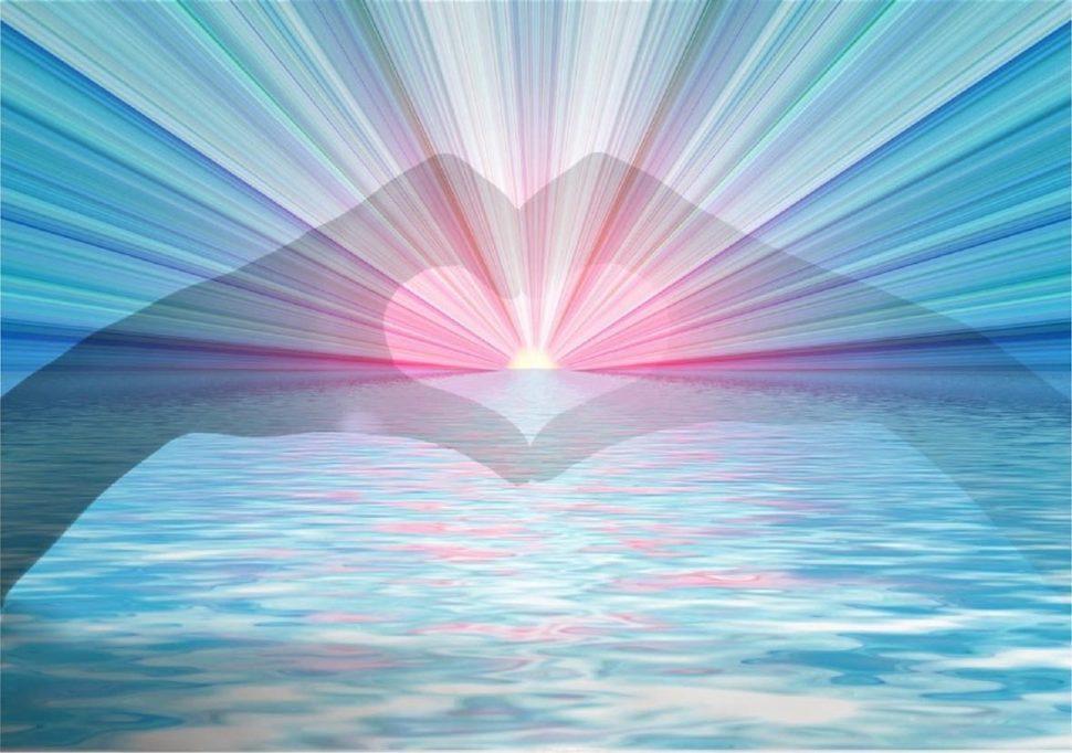 Příběh hvězda a anděl, srdce
