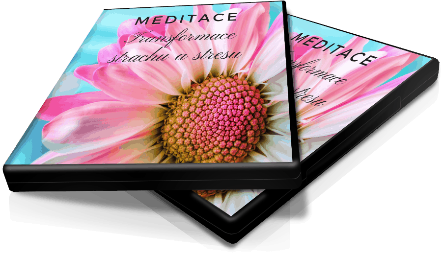 Meditace transformace cover