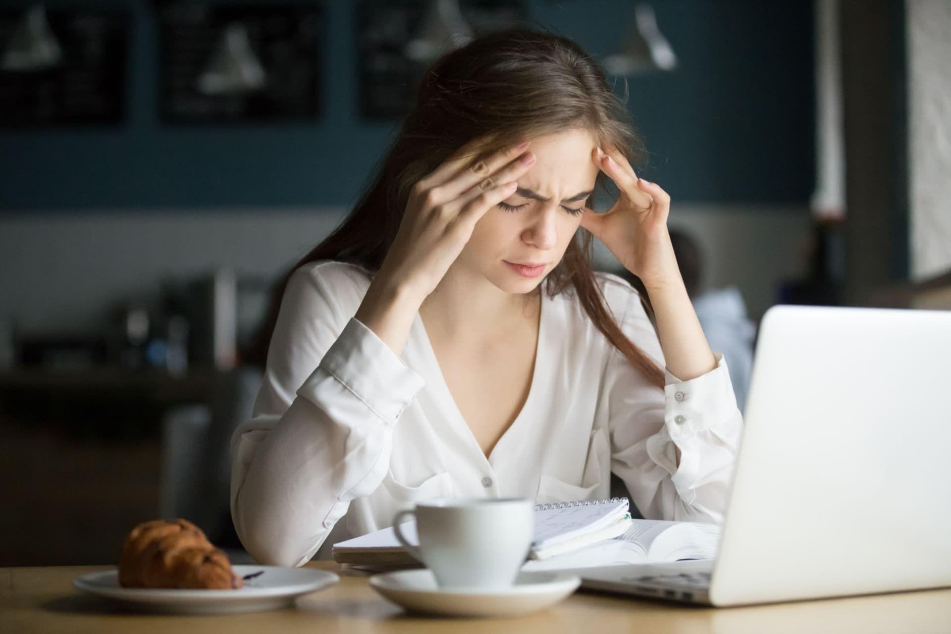 Test učebního stylu, 25 otázka - nervozita